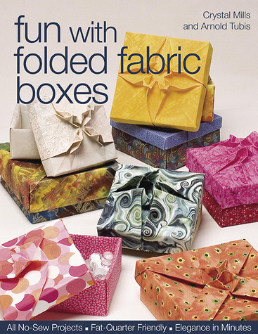 Fun with Folded Fabric Boxes Print-on-Demand Edition