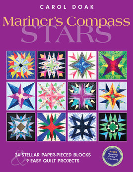 Mariner's Compass Stars Print-on-Demand Edition