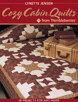 Cozy Cabin Quilts from Thimbleberries eBook