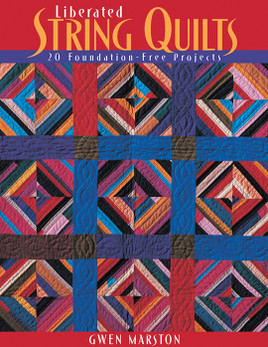 Liberated String Quilts eBook