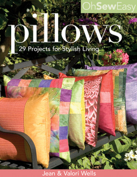Oh Sew Easy Pillows eBook