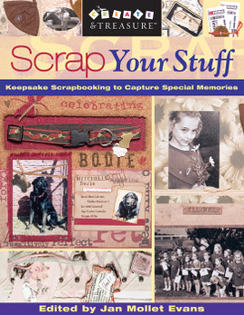 Scrap Your Stuff eBook
