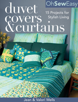 Oh Sew Easy Duvet Covers & Curtains eBook