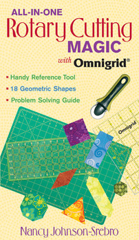 All-in-One Rotary Cutting Magic with Omnigrid eBook