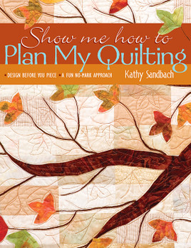 Show Me How To Plan My Quilting eBook