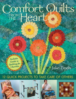 Comfort Quilts from the Heart eBook