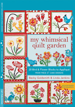 My Whimsical Quilt Garden eBook