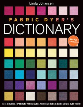 Fabric Dyer's Dictionary eBook