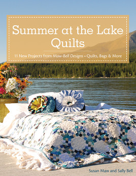 Summer at the Lake Quilts eBook