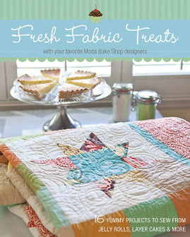 Fresh Fabric Treats eBook