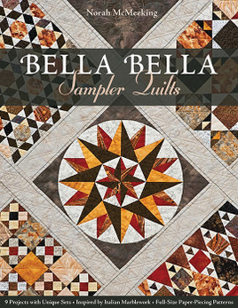 Bella Bella Sampler Quilts eBook