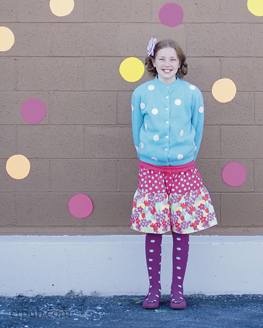 Image from Little Fixes: 54 Clever Ways to Extend the Life of Kids' Clothes * Reuse, recycle, repurpose, restyle