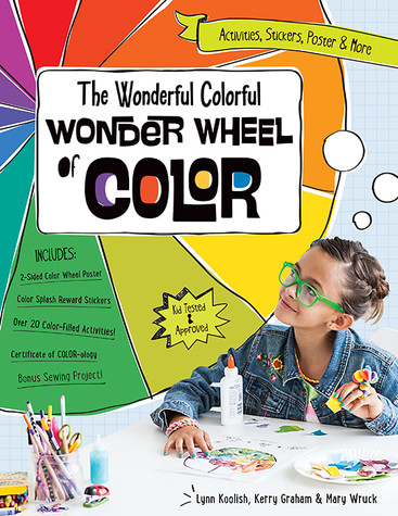 The Wonderful Colorful Wonder Wheel of Color eBook: Activities & More