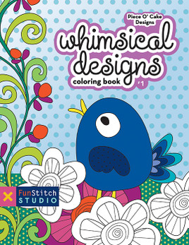 Whimsical Designs Coloring eBook