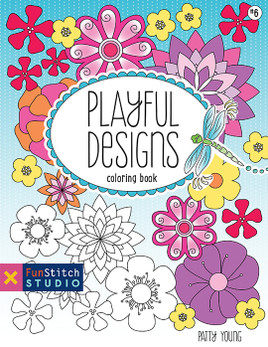 Playful Designs Coloring eBook