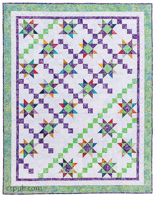 Smash Your Precut Stash!: 13 Quilts Using Your Jelly Rolls, Charm Squares & Fat Quarters with Yardage by Kate Carlson Colleran and Elizabeth Veit Balderrama #SmashYourPrecutStash