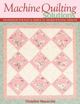 Machine Quilting Solutions Print-on-Demand Edition