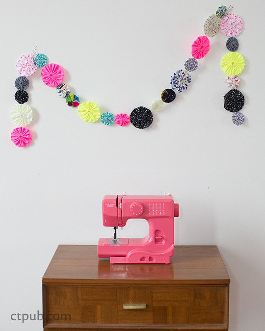 Project from We Love to Sew Gifts