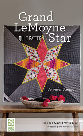 Grand LeMoyne Star Quilt Pattern