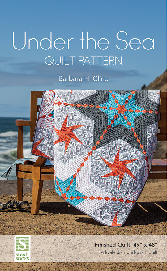 Under the Sea Quilt Pattern by Barbara H. Cline