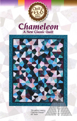 Chameleon Quilts A New Classic Quilt Pattern by Marci Baker