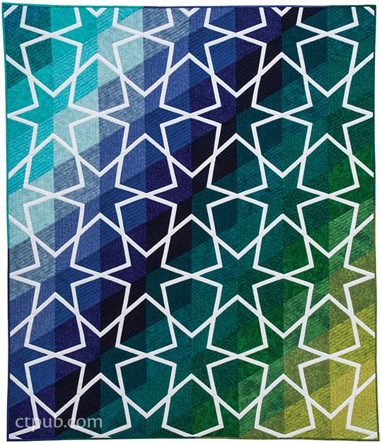 Amazingly Simple Triangle Stars