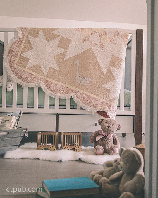 Project from Dreamy Quilts