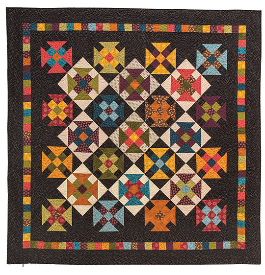 77 Fun Fat-Quarter Quilts
