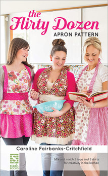 The Flirty Dozen Apron Pattern
