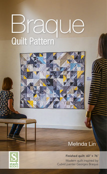Braque Quilt Pattern