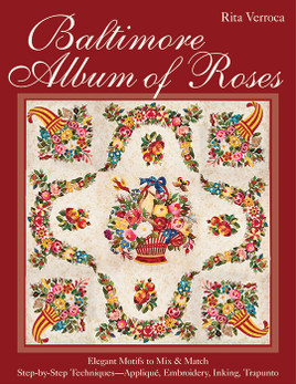 Baltimore Album of Roses eBook