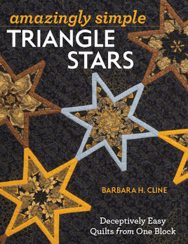 Amazingly Simple Triangle Stars eBook