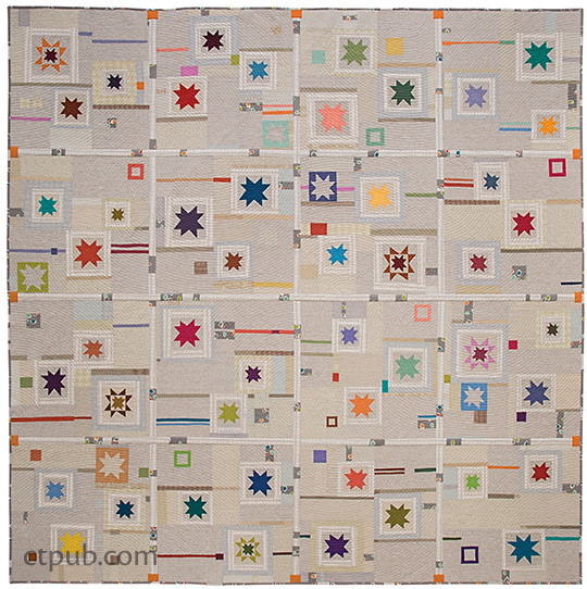 Creative Quilt Challenges: Take the Challenge to Discover Your Style & Improve Your Design Skills by Pat Pease and Wendy Hill
