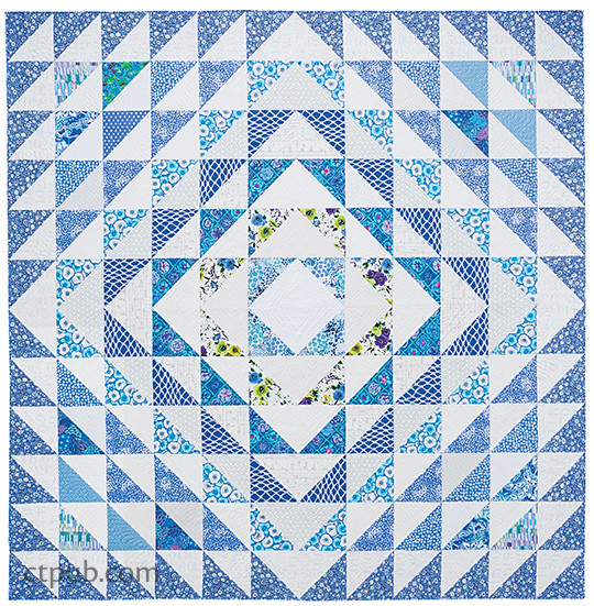 Piecing the Piece O' Cake Way, Revised Second Edition: • A Visual Guide to Making Patchwork Quilts • New! Color Theory, Improv Piecing, 10 Fresh Projects & More by Becky Goldsmith and Linda Jenkins