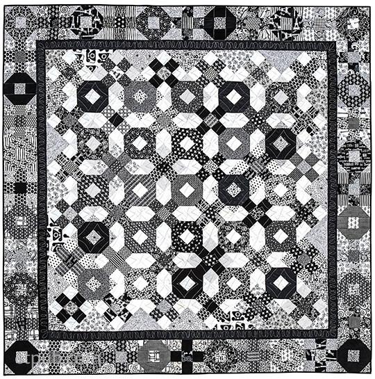 Scrap Quilt Secrets: 6 Design Techniques for Knockout Results by Diane D. Knott