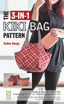 The 3-in-1 Kiki Bag Pattern