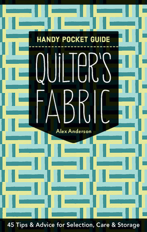 Quilter's Fabric Handy Pocket Guide POP Display