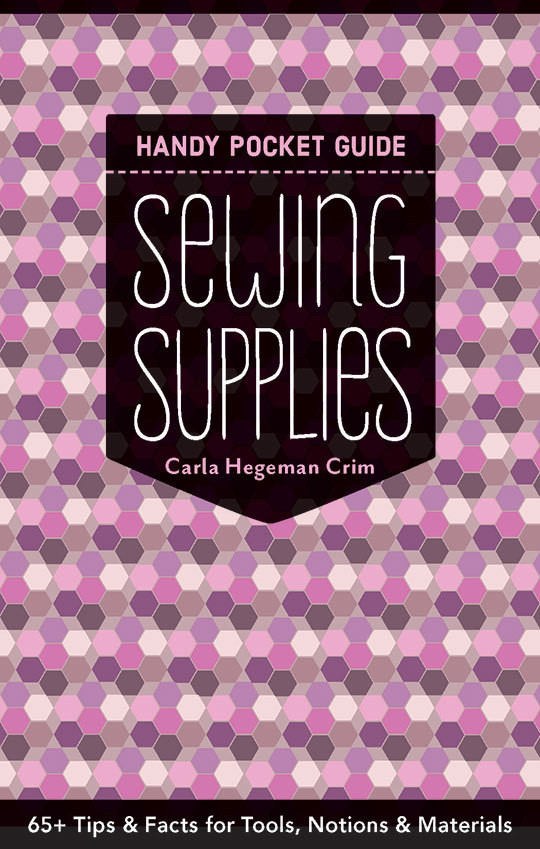 Sewing Supplies Handy Pocket Guide POP Display