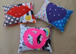 Free Pincushion Project with Rachel Low