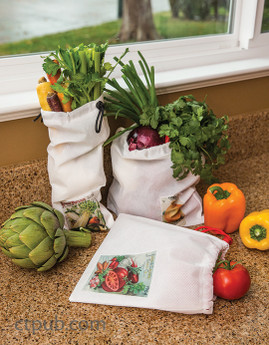 Spunbond Produce Bags Free Project