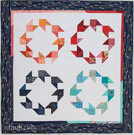 Sew an Arrow-Dynamic Quilt (Free Project)