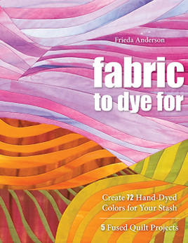 Fabric to Dye For Print-on-Demand Edition