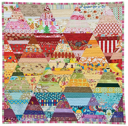 Project from Make Wall Quilts