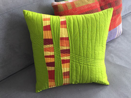 Complementary Curves Pillow: Free Project