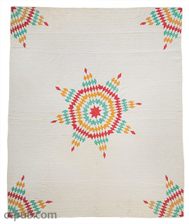 Lone Star: Free Quilt Project
