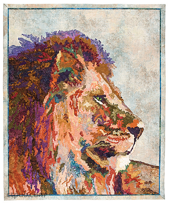 Impressionist Appliqué: Exploring Value & Design to Create Artistic Quilts by Grace Errea and Meridith Osterfeld