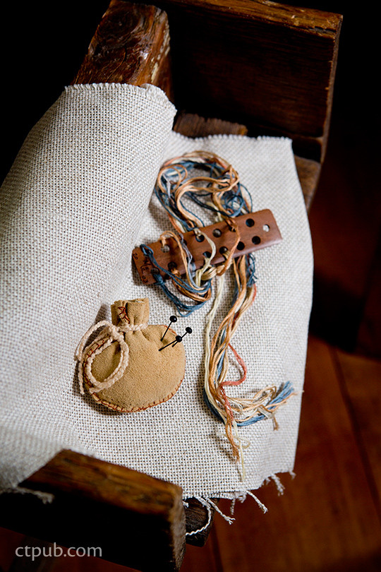 A Journey with Sibbel: An 18th Century Orphan's Study of Needlework