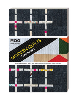 Modern Quilts Notebooks