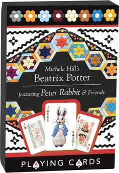 Michele Hill's Beatrix Potter Playing Cards
