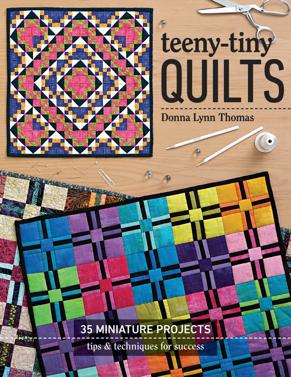 Image result for Teeny-Tiny Quilts